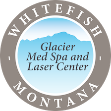 Glacier Med Spa and Laser Center Retina Logo